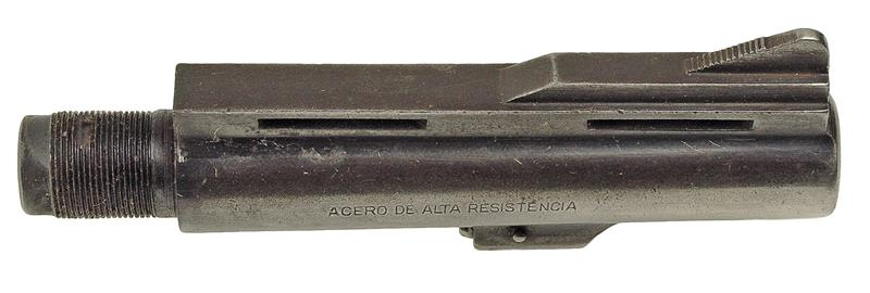 Barrel, .38 Spec, 4