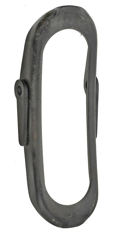 Buttplate, Stripped (For Skeletonized Folding Stock)