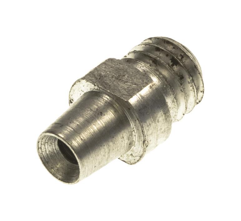 Nipple (12 - 32) .455 Long, Aluminum, New Factory Original