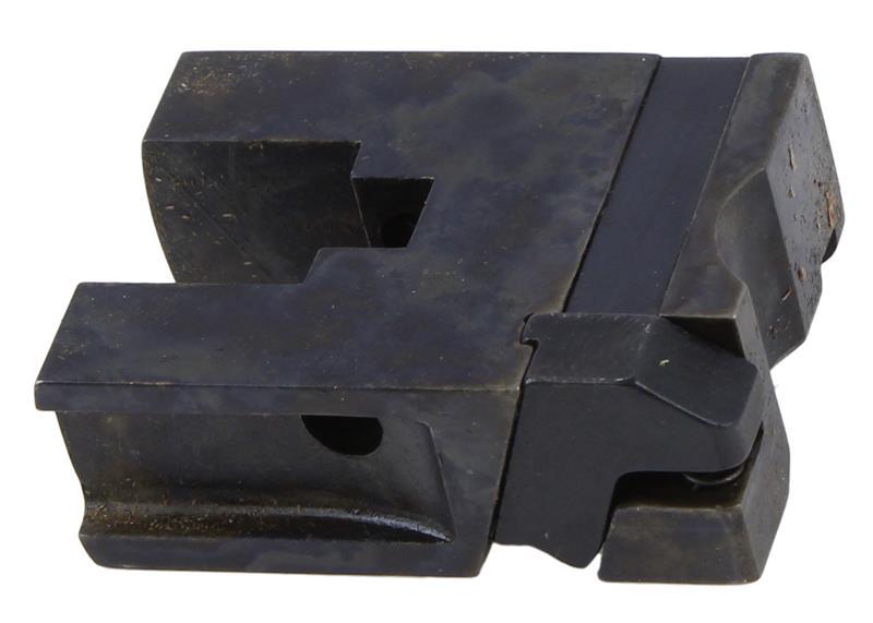 Breech Block Assembly, Used Factory Original (1874)