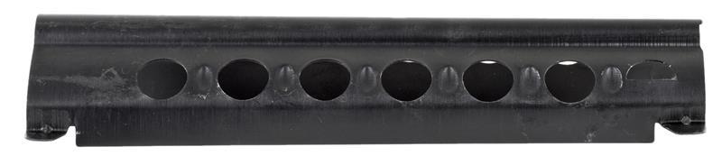 Handguard Liner, Carbine, Round, Polished Blue Aluminum, New