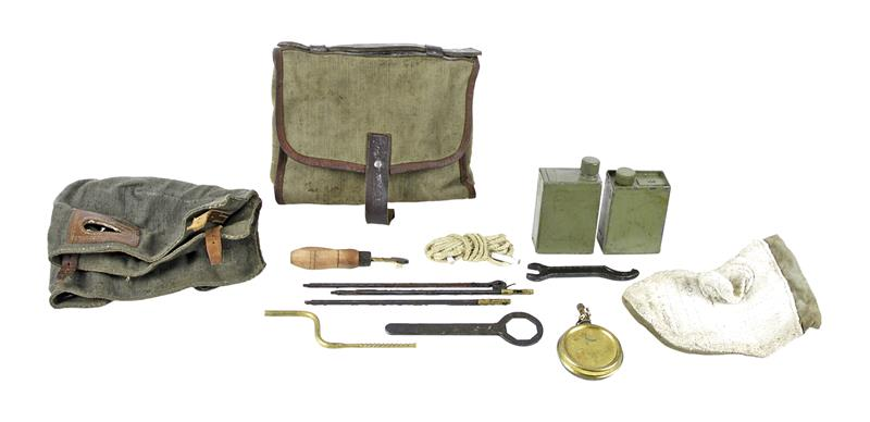 Armorer's Tool / Cleaning Kit w/ Spanner Wrench Variation and w/o Firing Pin