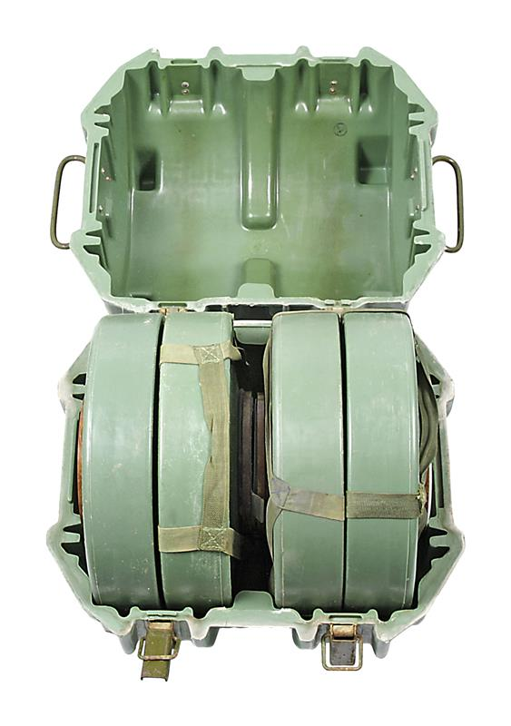Anti-Tank Mine, TM-62PZ, Inert, Plastic, Case of Four