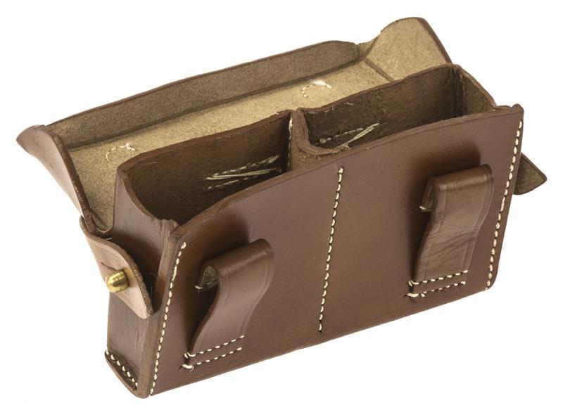 Ammunition Pouch, Leather