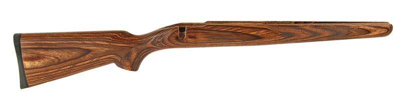 Stock, Brown Laminated, Right Hand, Short Action