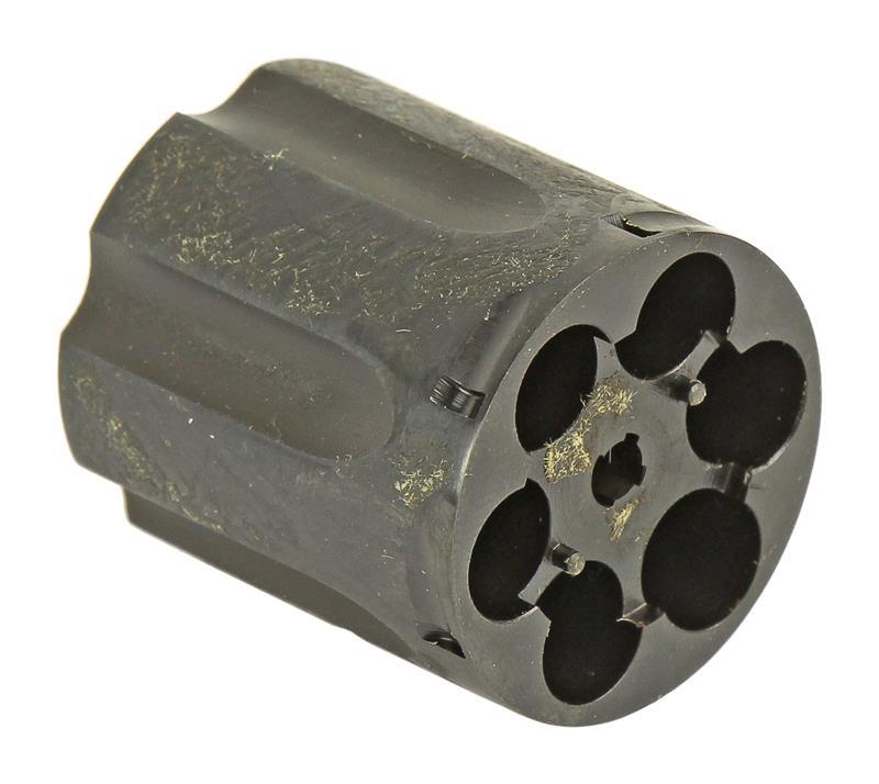 Cylinder, .38 Spec, Stripped, Blued, New Factory Original