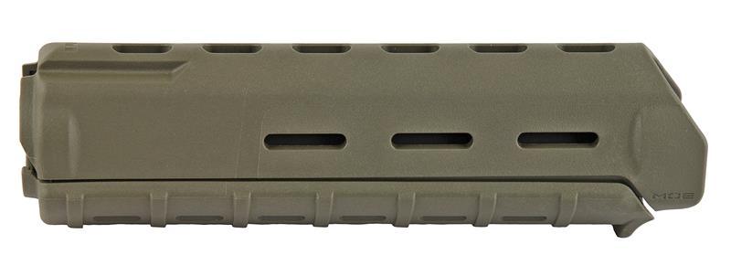 MOE Handguard, Mid-Length, OD Green, New (Magpul)