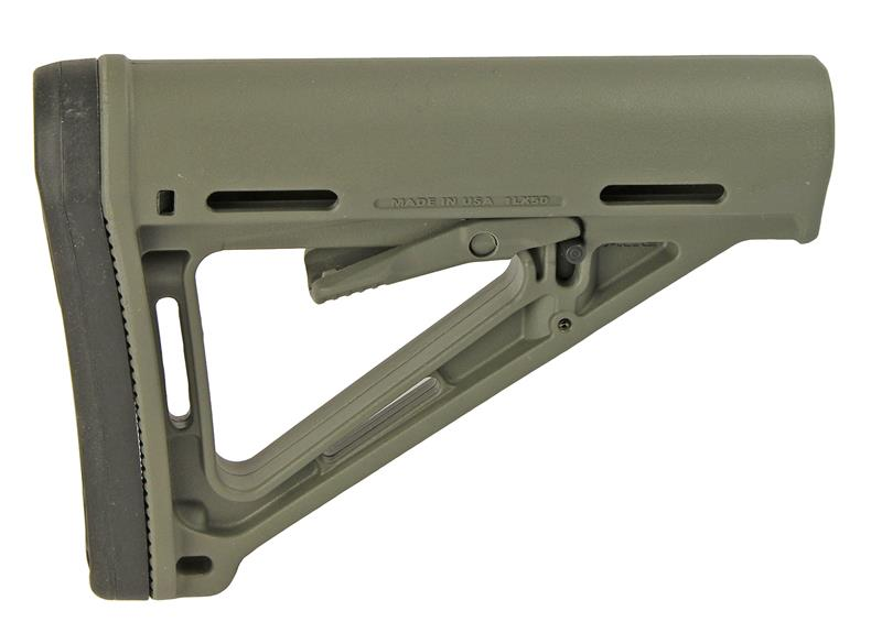 MOE Collapsible Stock, Carbine, OD Green, New Magpul