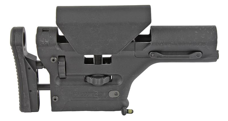 PRS Precision Stock, Black, New (2nd Generation; Magpul)