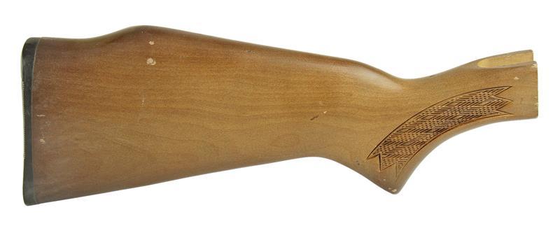 Stock, 16, 20 & .410 Ga., MC, Ckrd Hardwood, w/ Buttplate (For Top Tang Safety)