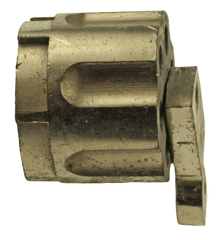 Cylinder, .22 LR, 6 Shot, Fluted, Chrome, Used Factory Original