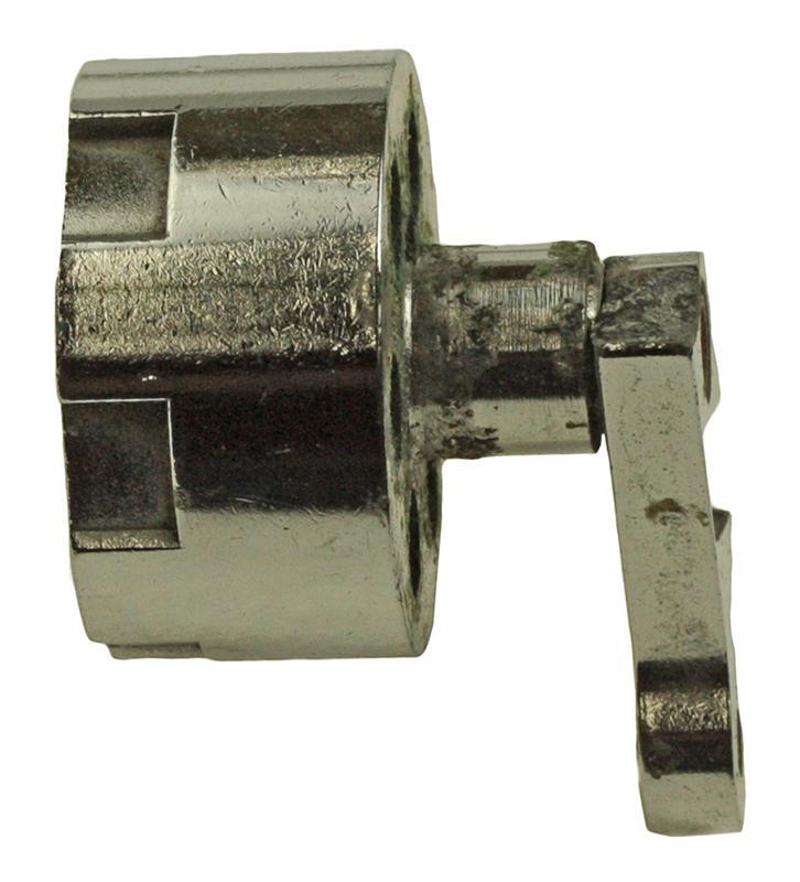 Cylinder, .22 Short, 6 Shot, Chrome