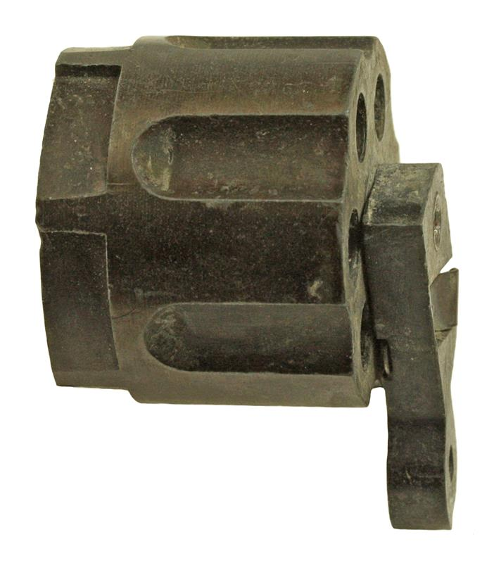 Cylinder, .22 LR, 6 Shot, Fluted, Blued, Used Factory Original