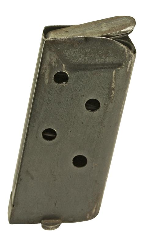 Magazine, .25 Cal., 6 Round, Blued, Used (Factory)