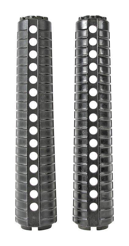 Handguard, Round w/o Heat Shield, Used w/Minor Chips (A2 Style; Pair)