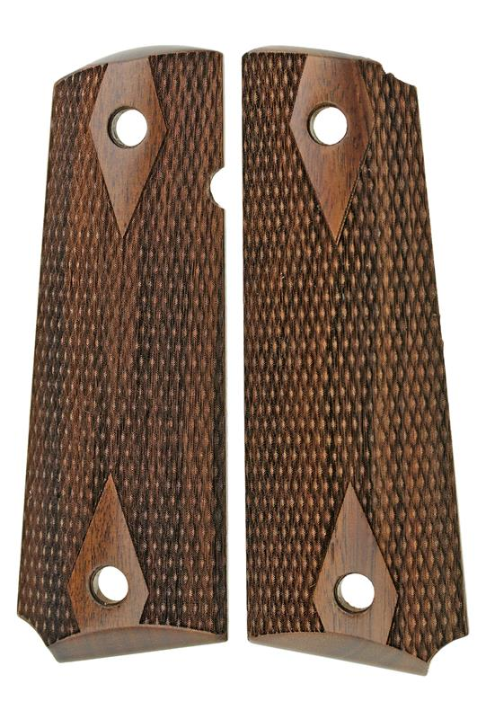 Grip Set, Walnut, New Factory Original