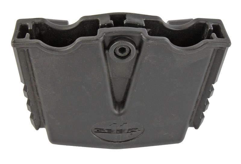 Double Magazine Pouch - Fits All Single Stack 1911 .45 Magazines, New Factory
