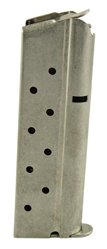 Magazine, .40 S&W, 8 Round, Stainless, New (Metalform; Factory)