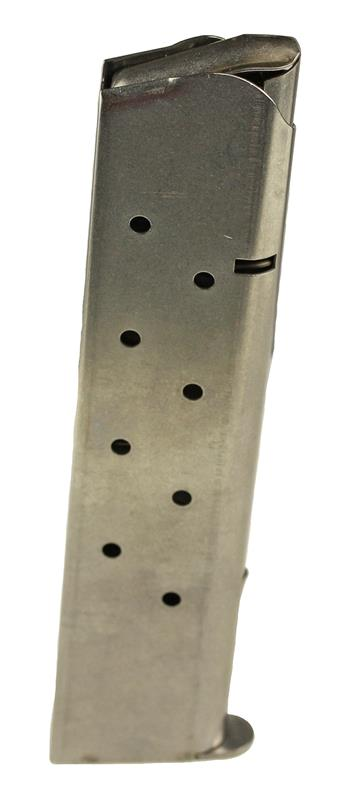 Magazine, .45 Cal., 10 Round, Stainless, New (Factory)