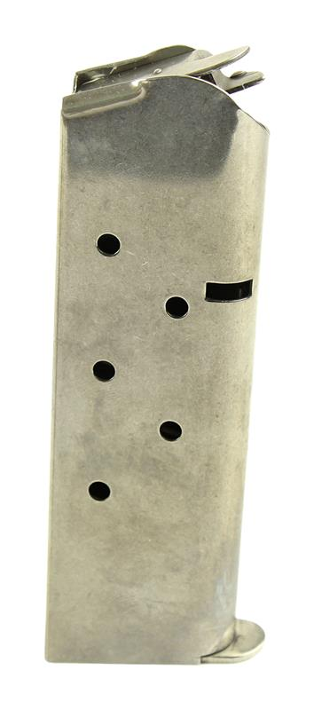 Magazine, .45 Cal., 7 Round, Stainless, New (Factory)