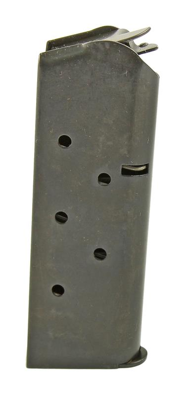 Magazine, .45 Cal., 6 Round, Blued, New (Compact; Factory)