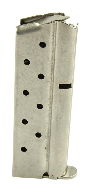 Magazine, 9mm, 8 Round, Stainless, New (Compact/Ultra Compact; Factory)
