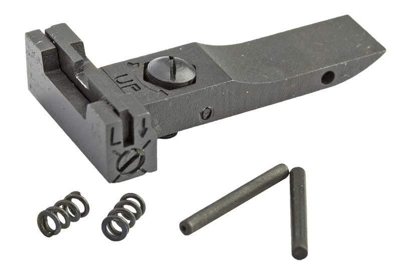 Rear Sight, Adjustable, Squared Blade (Accro Style; Kensight)