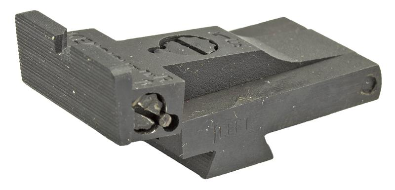 Rear Sight, Adjustable, Squared Blade (Kensight)