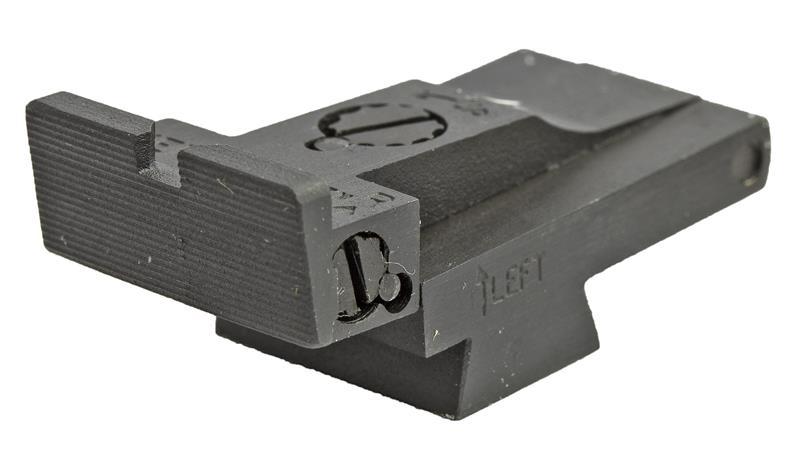 Rear Sight, Adjustable, Squared Blade (Kensight)