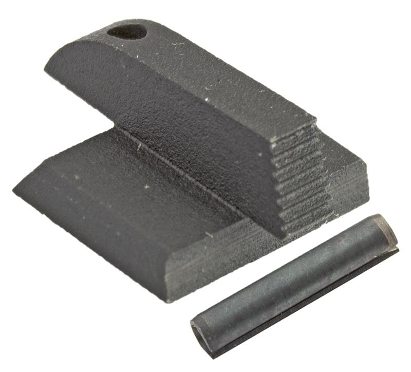 Front Sight, Dovetail, Serrated, Flat Base (.150