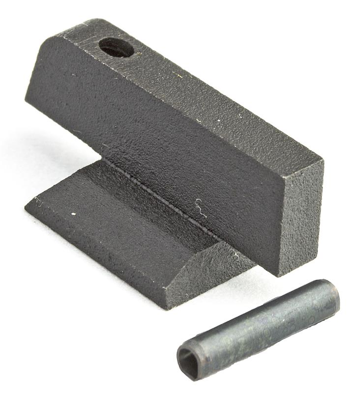 Front Sight, Dovetail, Serrated, Flat Base (.190