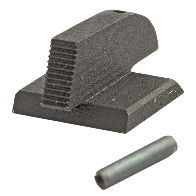 Front Sight, Dovetail, Serrated, Flat Base (.210