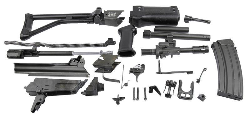 Galil SAR .223 Cal. Parts Kit, Used, Good Condition w/ 35 Round Magazine