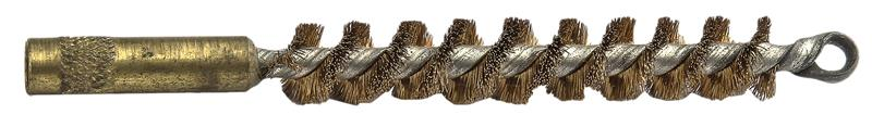 Bore Brush, .30 Cal., (10 x 32 Female End), Bronze Bristle