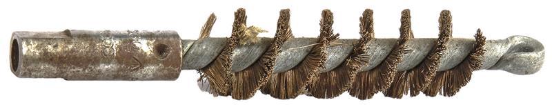 Bore Brush, .45 ACP, (10 x 32 TPI Female End), Bronze Bristle