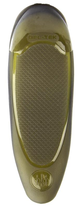 Recoil Pad, Gel Tek, Scaled, Yellow, New