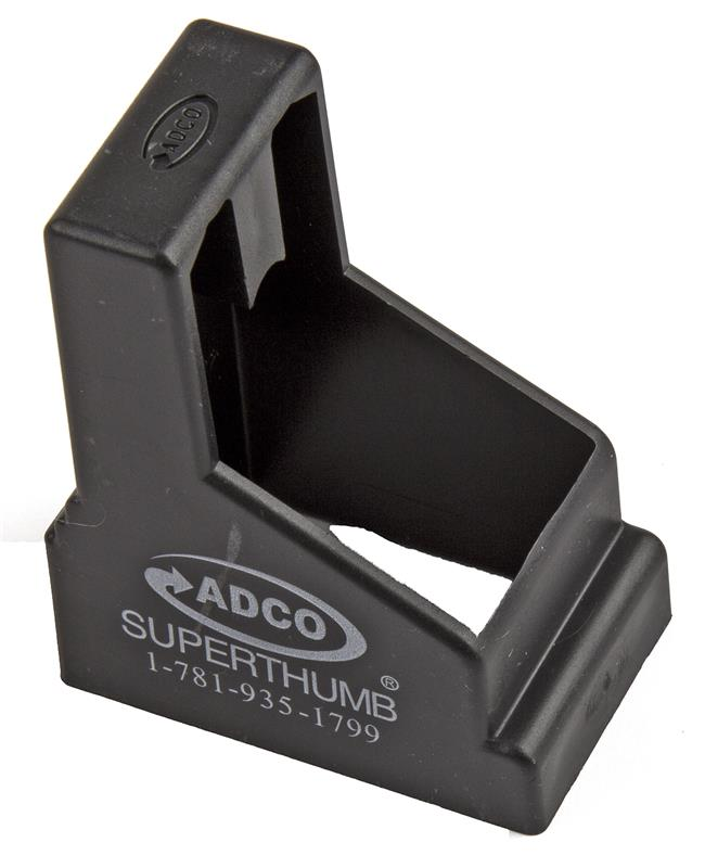 Magazine Loader, ADCO ST-2 Super Thumb, Pistol, Staggered
