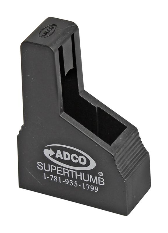 Magazine Loader, ADCO ST-6 Super Thumb, .380 ACP, Pistol, Single Stack