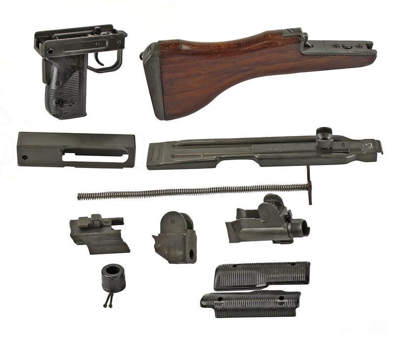 Parts Kit, Used - Very Good Condition w/Stock -w/o Receiver, Barrel or Magazine