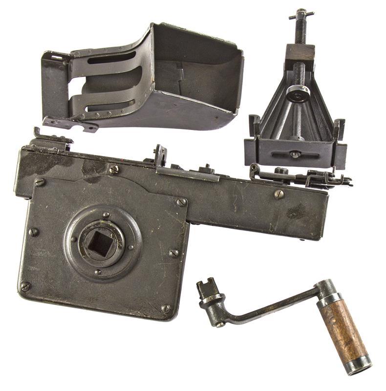 Belt Loader, 8mm/.308, Original, Post WWII, Excellent Condition w/Storage Case