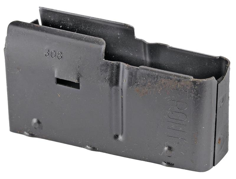 Magazine Box, Short Action, Detachable Magazine Type, Stamped