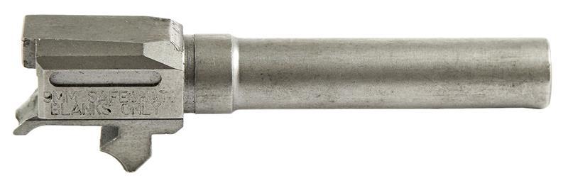 Barrel, Blank Firing, 9mm Safeshot, Used Factory Original