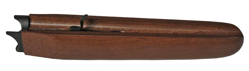 Forend Assembly, 28 & .410 Ga., Plain Walnut Finished Hardwood, Reproduction