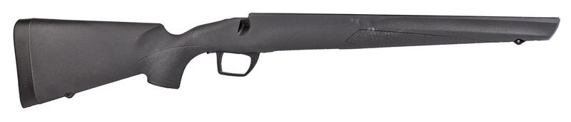 Stock Complete, Youth, Black Synthetic w/Trigger Guard, New Factory Original
