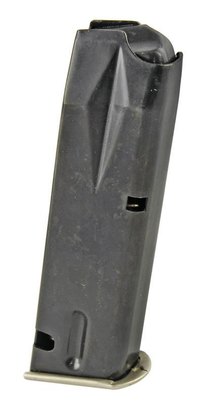Magazine, 9mm, 15 Round, Stainless (Factory)