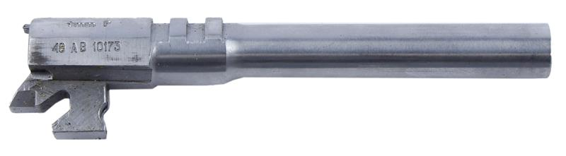 Barrel, 9mm, 4.8