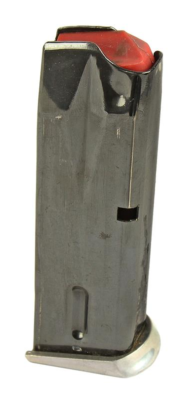 Magazine, 9mm, 10 Round, Blued w/Aluminum Floorplate