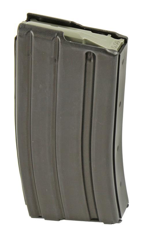 Magazine, 5.56/.223, 20 Round, Blued Aluminum, New (Bushmaster)