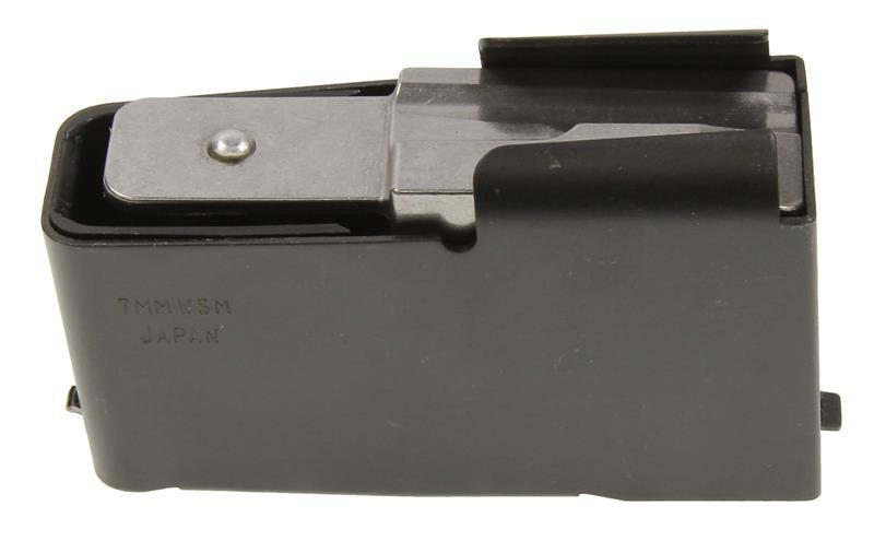 Magazine, 7mm WSM, 4 Round (Factory)