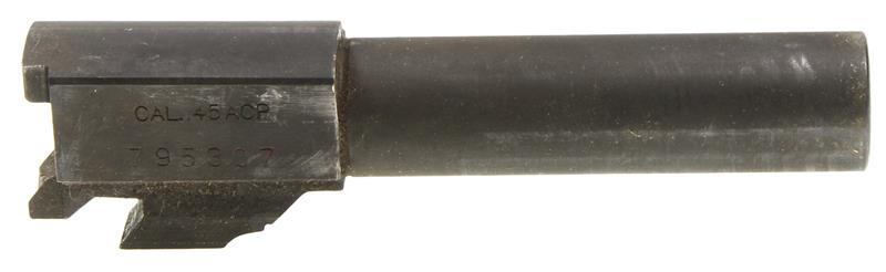 Barrel, .45 Cal., Blued